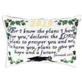 2019 Graduation Pillow