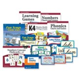 Abeka Grade K4 Complete Parent Kit  (Cursive Edition)