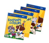 Footsteps for Fours Teacher Edition (3rd Edition)