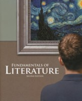 BJU Press Fundamentals of Literature Grade 9 Student Text,  2nd Edition (Updated Copyright)