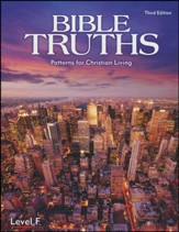 BJU Press Bible Truths Level F  Student Text, Grade 12, 3rd Edition (Copyright Update)