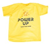 Power Up: Youth T-Shirt, Youth Medium