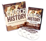 Church History, Volume One - Video Lecture Course Bundle