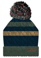 Faith Hope Love Beanie Hat