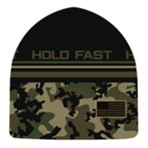 Hold Fast Beanie Hat, Camouflage