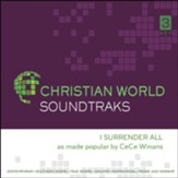 I Surrender All, Accompaniment CD