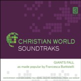 Giants Fall, Accompaniment CD
