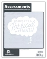 BJU Press Bible Grade 6 Assessments: Basics for a Biblical  Worldview