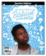 BJU Press Bible Grade 6 Teacher Edition: Basics for a  Biblical Worldview