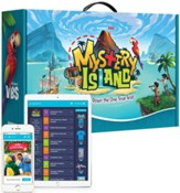 Mystery Island Contemporary Super Starter Kit + Digital Pro - Answers in Genesis VBS 2020