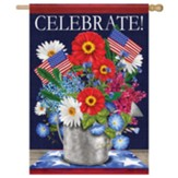Celebration Flag, Large