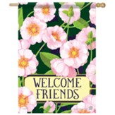 Cottage Garden Flag, Large