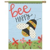Spring Bee Flag, Large