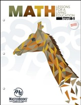 Math Lessons for a Living Education: Level 5, Grade 5  - Slightly Imperfect