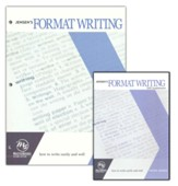 Jensen's Format Writing Package (Book, plus DVD supplement)