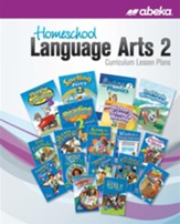 Homeschool Language Arts 2 Curriculum Lesson Plans