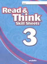 Read and Think 3 Skill Sheets (Unbound Edition)