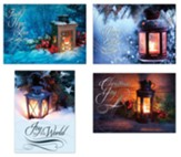 Light the Way Christmas Cards, Box of 12