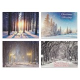 Beauty of the Season Christmas Cards, Box of 12