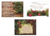 Celebrate and Sing Christmas Cards, Box of 12