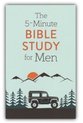 The 5-Minute Bible Study for Men