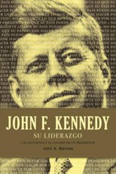 John F. Kennedy su Liderazgo, John F. Kennedy on Leadership - eBook