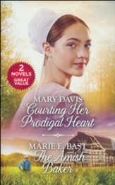 Courting Her Prodigal Heart and The Amish Baker