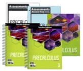 BJU Press Precalculus Homeschool Kit  (2nd Edition)