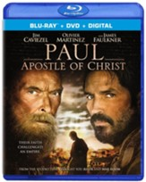 Paul: Apostle of Christ, Blu-ray + DVD + Digital