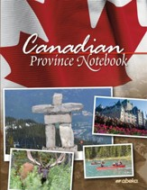 Canadian Province Notebook (Unbound  Edition)