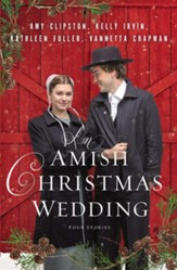 An Amish Christmas Wedding: Four Stories, Unabridged Audiobook on MP3-CD
