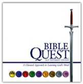 Bible Quest: A Classical Approach to Learning God's Word, Old Testament CD Only (3rd Edition)