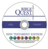 Bible Quest: A Classical Approach to Learning God's Word, New Testament CD Only (3rd Edition)