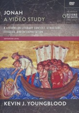 Jonah, A Video Study:8 Lessons on Literary Context, Structure, Exegesis, and Interpretation
