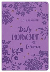 2022 Planner Daily Encouragement for Women