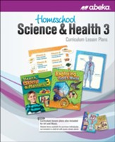 Homeschool Science/Health 3  Curriculum/Lesson Plans