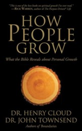 How People Grow: What the Bible Reveals About Personal Growth, Unabridged Audiobook on CD