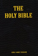 The KJV Economy Bible, Case of 48