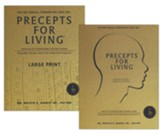 2020-2021 Precepts for Living: The UMI Annual Commentary - Pastor's Edition with Sermon Outlines