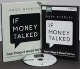 If Money Talked DVD & Study Guide: A  4-Week Financial Study