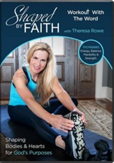 Shaped by Faith: Workout with the Word, DVD