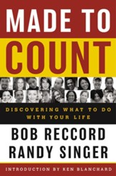 Made to Count: Discovering What to Do with Your Life - eBook