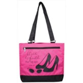 Walk By Faith Not By Sight Tote Bag