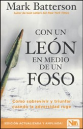 Con un leon en medio de un foso (In a Pit with a Lion on a Snowy Day)