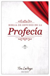 Biblia de estudio de la profecia RVR 1960 (The Prophecy Bible, Hardcover)
