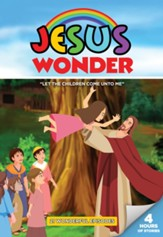 Jesus Wonder Series, Season 1 DVD