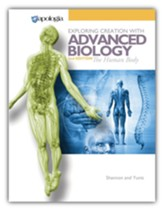 Exploring Creation with Advanced Biology, The Human Body