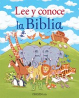 Lee y conoce la Biblia (The Lion Easy-read Bible)