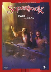 Superbook: Paul and Silas DVD