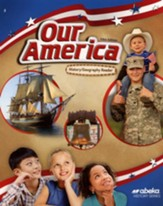 Abeka Our America Grade 2 History/Geography Reader (5th  Edition)